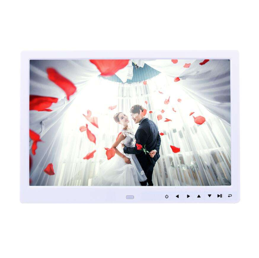 7 8 10 12 13 14 15 17 19 inch video playback digital photo frame( battery,touch screen are optional)