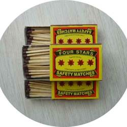 SONCAP wooden match for Nigeria
