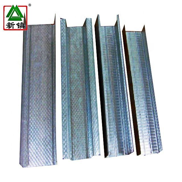 Metal Furring Channels and Main channel for metal frame ceilings