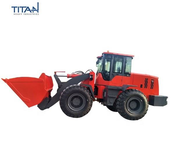 TL40 4t Farm Hydraulic front end construction machinery wheel loader