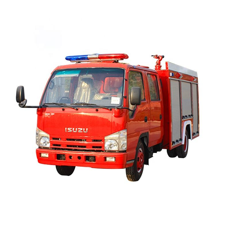 Japan Brand Special Designed Firetruck Fire Fighting Truck für Firefighting Operations