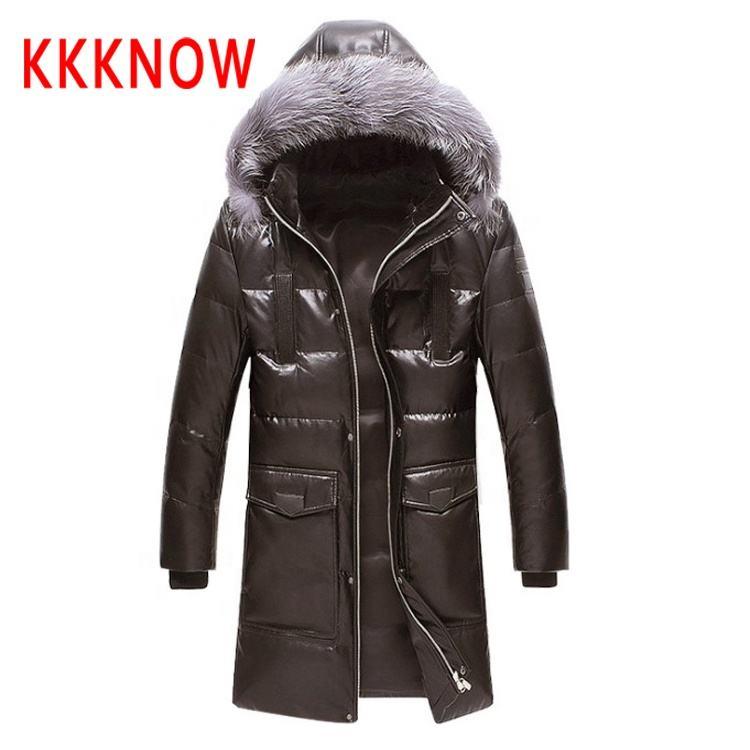 New Mens Leather Jacket Slim Fit Genuine Lambskin Biker Motorcycle A122
