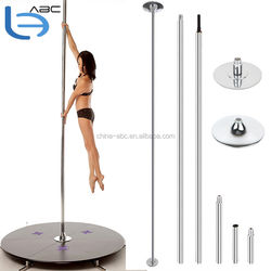 New Kit Dancing Pole Dance Pipe Tube Fitness Equipment Porta