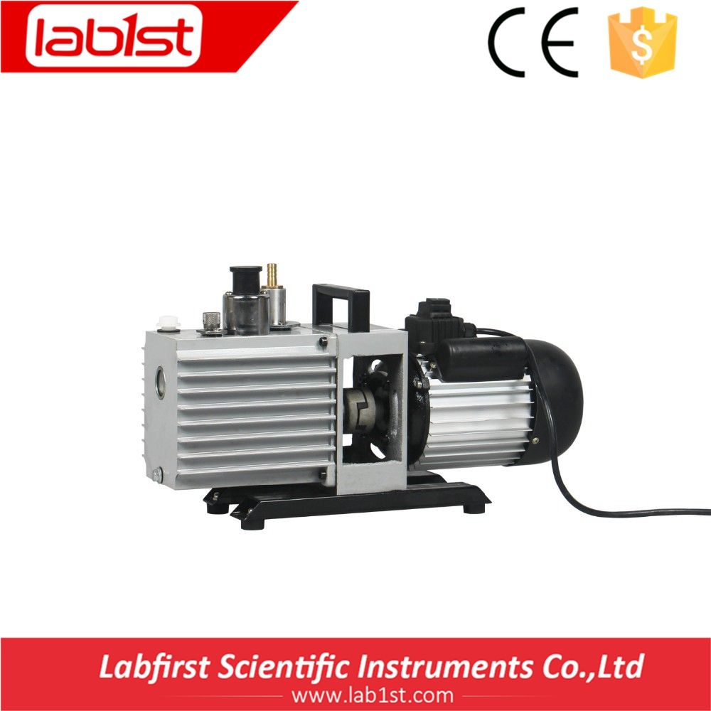 Rotary vane oil Vacuum Pump with dual stage, 5CFM