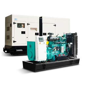 New Type 50 HZ 40 KW Diesel Generator With Engine Cummins 4BTA3.9-G2 Made In China