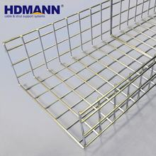 HDmann Electrical Galvanized Steel Ventilated Wire Mesh Cable Tray Prices