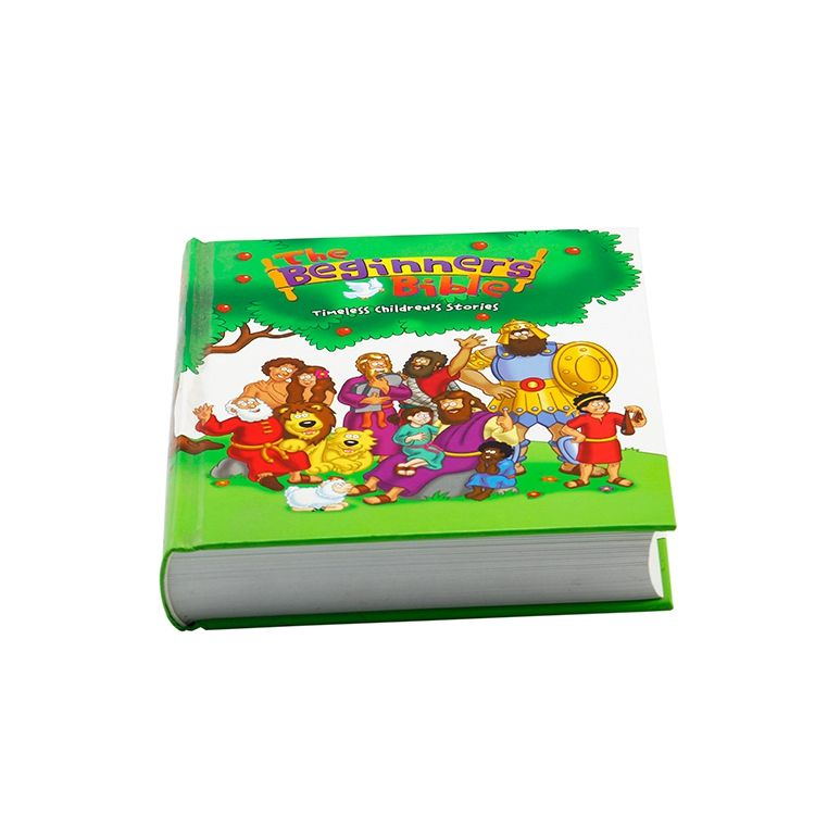 Custom Books Of Bible Stories Printing For Children