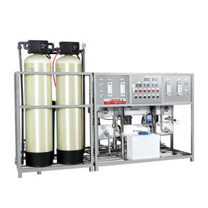 LIENM Two Stage RO Demineralized Water Underground Water Drinking Water Treatment Plant Filter