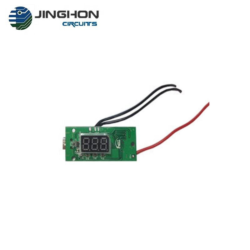 Custom PCB assembly service for blood glucose meter device