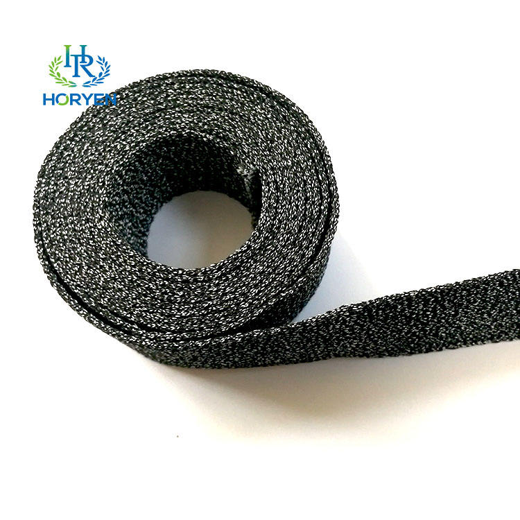 High strength UHMWPE anti-cutting ribbon abrasion resistance tape