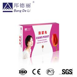Vagina Clean Point Tampon Beautiful Life Tampon Chinese Herbal Tampon 100% Natural Herbal