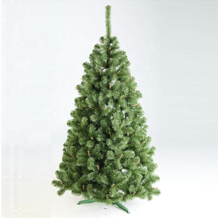 Supplier Newest 40 CM 290 CM PVC Fir Oliwia Christmas Tree For Decoration