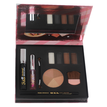 Cosmetic Factory Wholesale Makeup Beauty Fashion 5 In 1 Makeup Kit