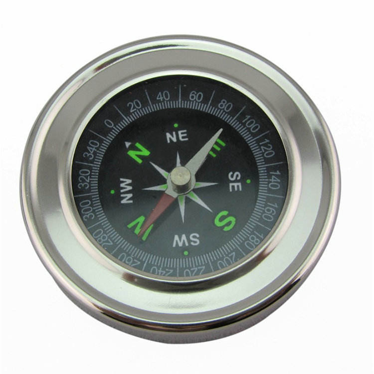 Camping compass Professional Military Geology Metal Sighting Compass with Inclinometer