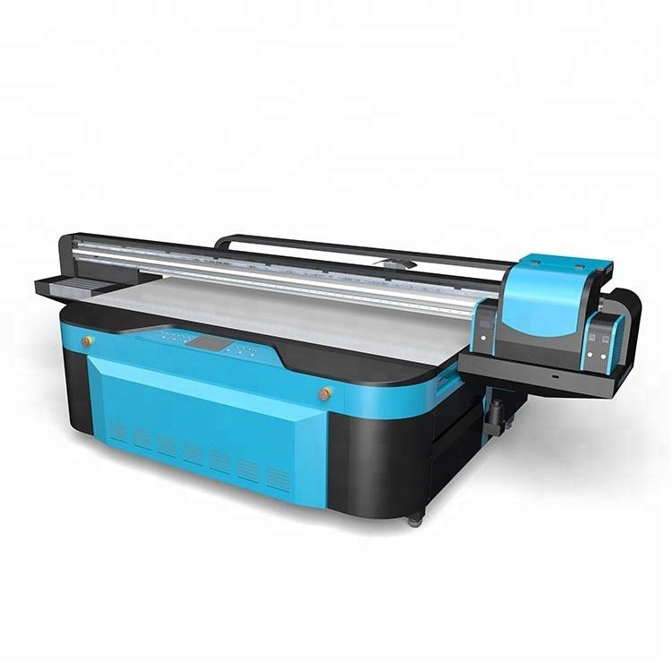 2513 Led Drukmachine Grootformaat Inkjet Uv Flatbed Printer