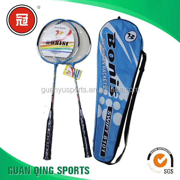 Wholesale China Factory custom racket badminton for traning