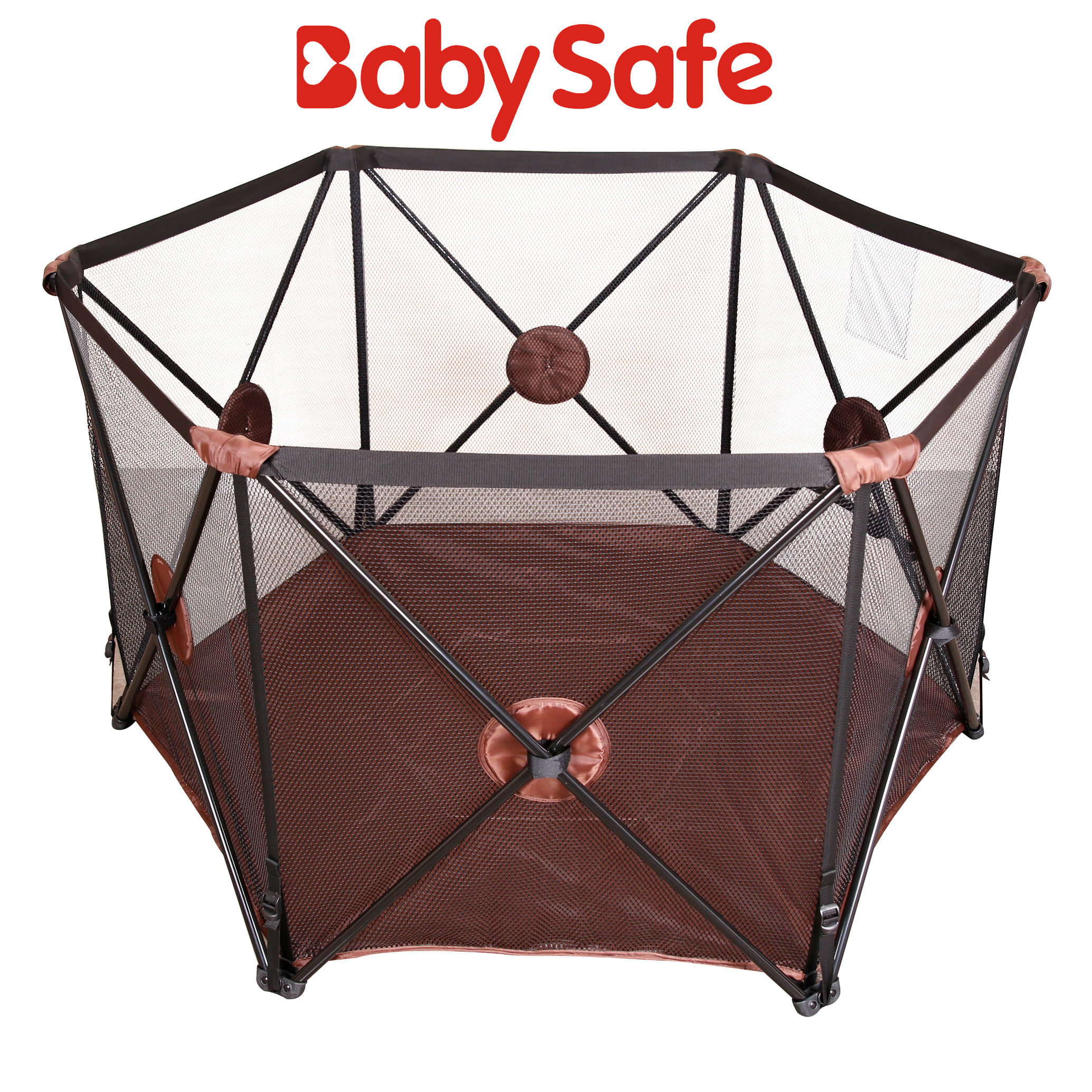 Playpen Babysafe OEM ODM Baby Products Safety Kittens Kids Playpen