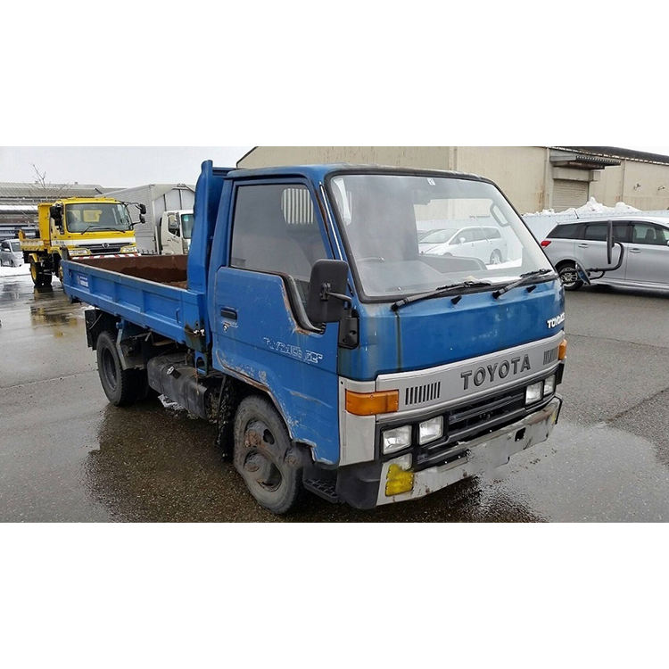 Used truck TOYOTA Diesel Manual japanese high quality car