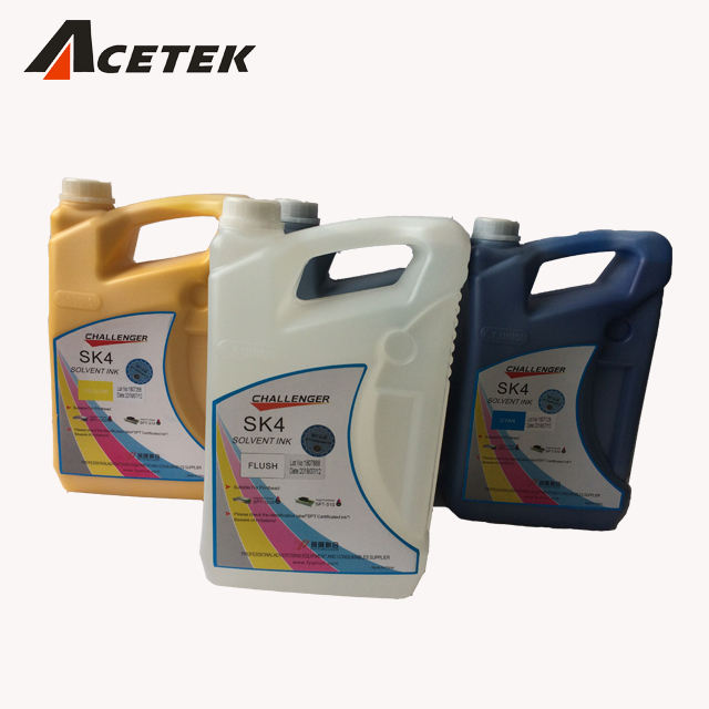 low price infiniti/challenger/phaeton/cry stal/Icontek/sk4 solvent ink for flex printing