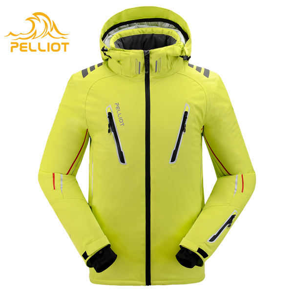 Fashion Warm Men Winter Ski Suit Ski Jackets And Pants