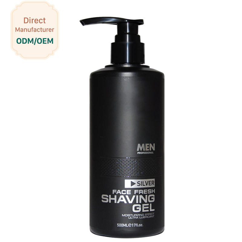 Refreshing And Toning Shave Cream Formula For Sensitive Skin Good Quality Forget Cuts And Razor Burn For Men