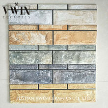 150x500mm Exterior Outdoor and Outhouse Toilet Wall Stone Wall Tiles or Floor Tiles