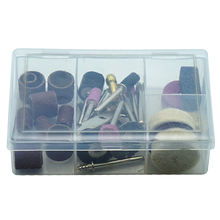 40pcs rotary tool accessory kit Mini Electric Grinder Accessory Set, Variety of styles