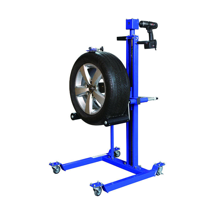 Manual wheel changing equipment car tire lifter