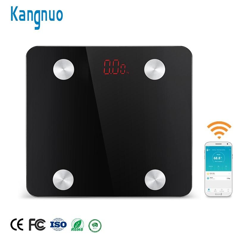 180Kg 150Kg 396Lb Bluetooth Electronic Smart Weight Bathroom Body Fat Scale