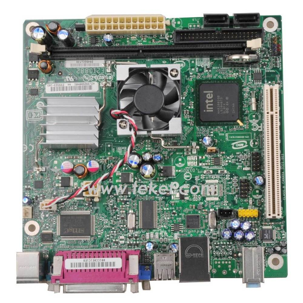 Intel desktop mini- itx mainboard d945gclf2 mit <span class=keywords><strong>atom</strong></span> prozessor <span class=keywords><strong>n330</strong></span>,2g. Tv-out( s- Video)-Anschluss. 1 ide, 1 PCI. 8 USB.