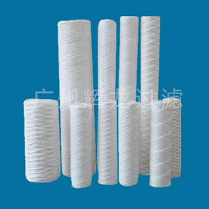 5 Micron Sediment Filter Air Cartridge PP Kapas