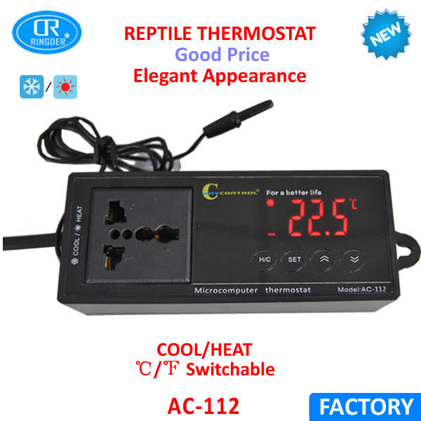 AC-112 Reptile Thermostat