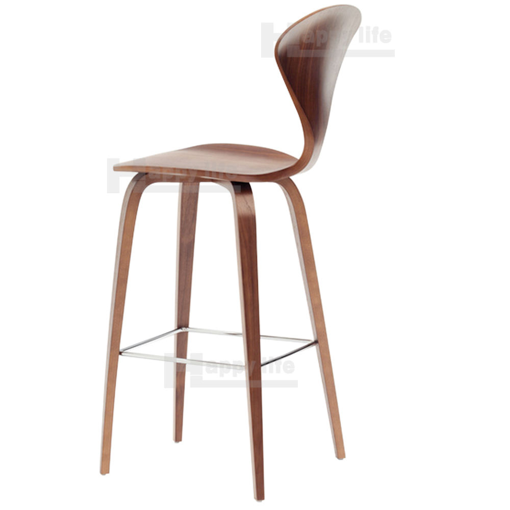 Norman cherner replica bar stool use for coffee house
