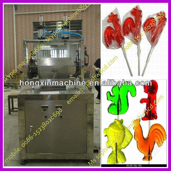 Kleine Harde Snoep Casting Molding Machine/Bonbons Die Machine/Hard Candy Gieten Machine 0086-15238020698