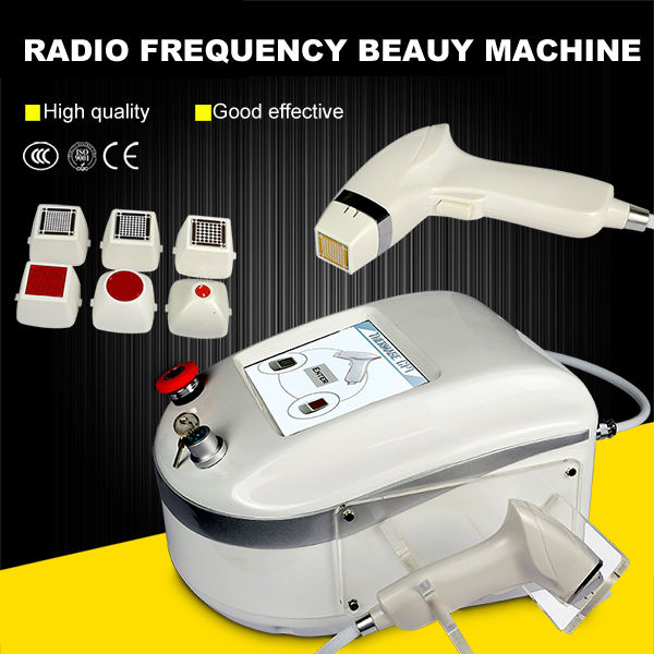 Professionele Thermagic Fractionele Rf Huid Aanscherping <span class=keywords><strong>Machine</strong></span>/Radio Frequentie Facial <span class=keywords><strong>Machine</strong></span> Voor Verkoop