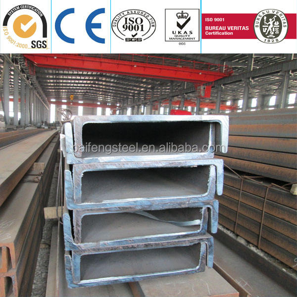 C Channel C Channel Steel Channel