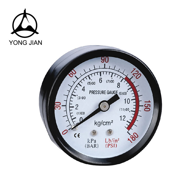 Custom high quality lpg manometer differential pressure gauge