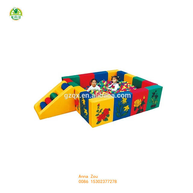 Soft play attrezzature indoor soft play pozzi palla indoor soft play attrezzature QX-175B