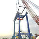 40ton RTG type container gantry crane