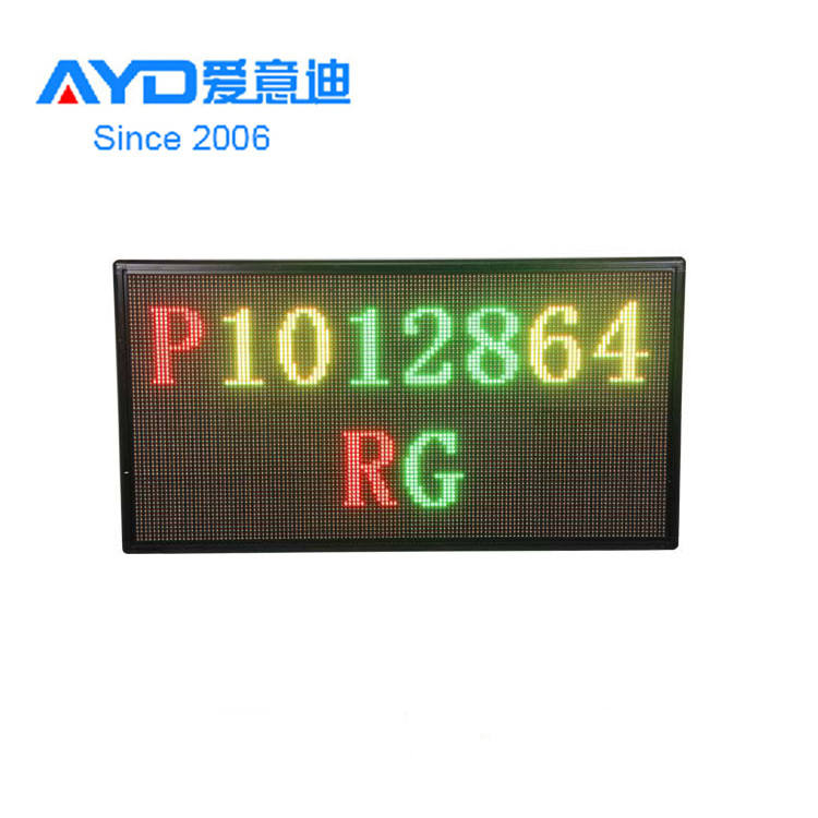 LED Display Board for Shopping Malls Made in GuangDong