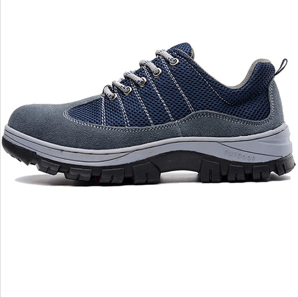 workman's safety shoes steel toe pu injection shoes industrial safety shoes S3 low price FW-FZ0039