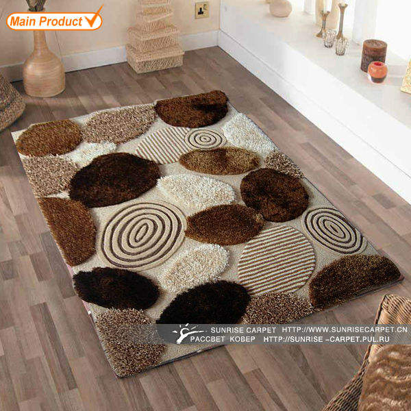 Personnalisé Polyester Maison Pierre <span class=keywords><strong>Tapis</strong></span> Design