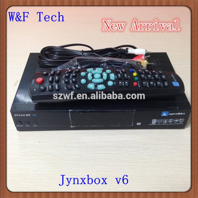 full hd receptordesatélitetv jynxbox ultra hd v6 jb200 instalado receptor de satélite wifi nenhum prato