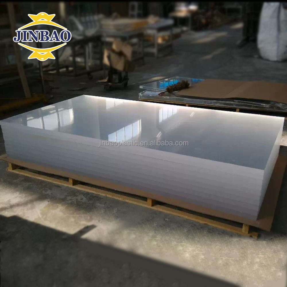 professional acrylic glass factory pmma lenticular plastic resin plexiglass board