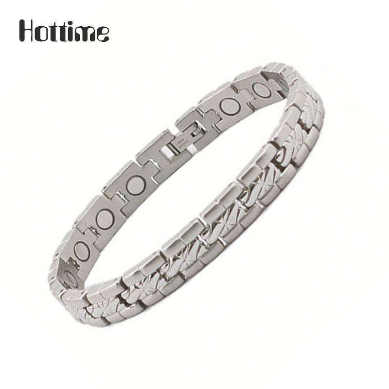 Save 30% Stainless Steel Casting Bracelet