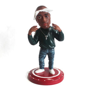 Hars Bobble Head Custom Action Figure