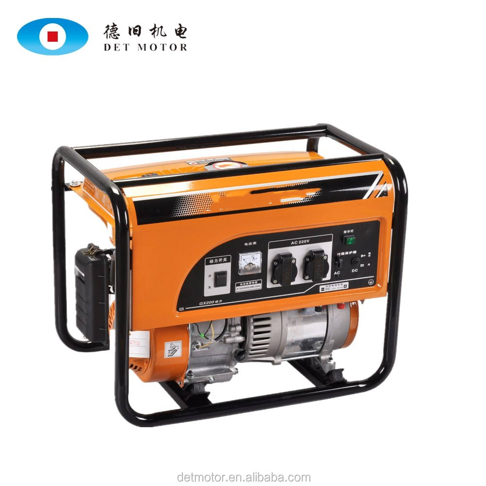 Mini portable gasoline generator 1kw with 154 engine hot sale in Dubai