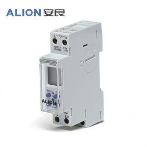 12V//24V//110V//220VLCD Digital Programmierbare Steuerung Zeitschaltuhr Relais L701
