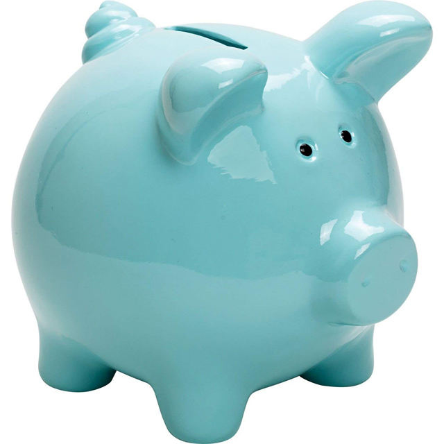 Funny Resin Custom Made Piggy Bank For Kids
