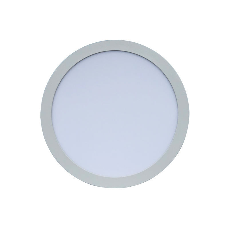 LED Panel Light 85-265V 24W Led Ceiling Square Round Recessed Grid Downlight Ultra thin Ceiling Lamp 2835 SMD Lighting